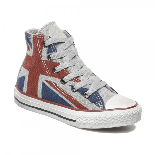 CONVERSE CT HI UK FLAG