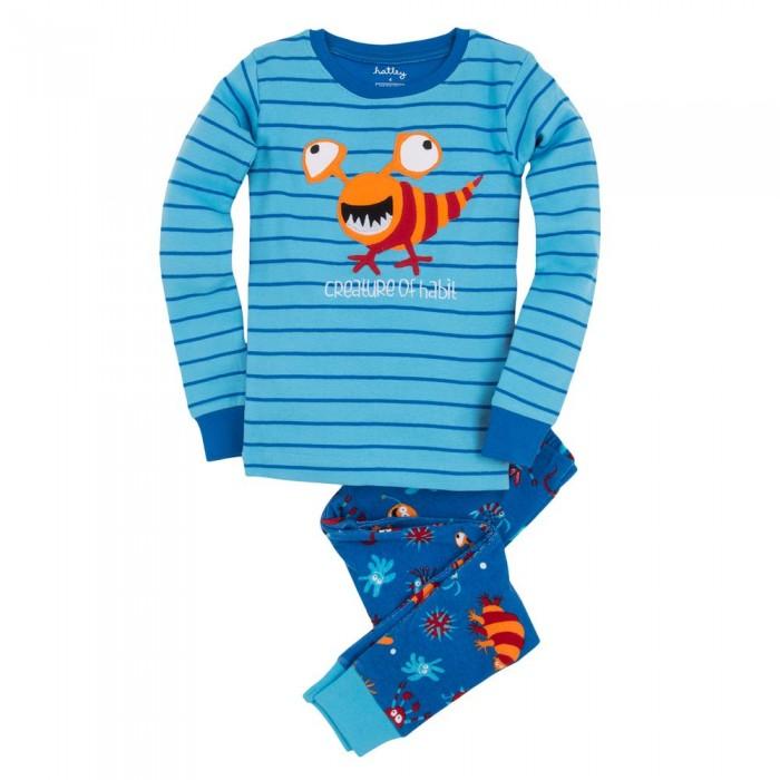 Pijama dos piezas criaturas microscópicas