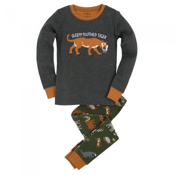 Pijama dos piezas animales prehistóricos