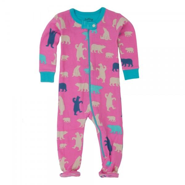 Pijama con pie Osos polares