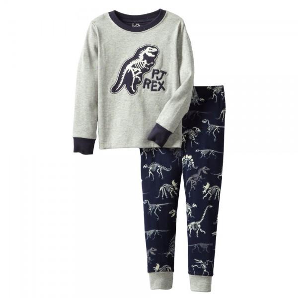 Pijama dos piezas dinosaurios