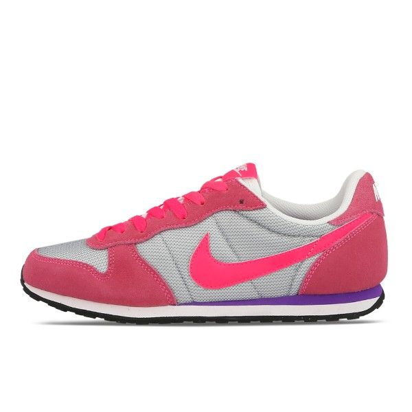 Nike Wmns Genicco Blanco/Rosa (Tallas 36 a 40)