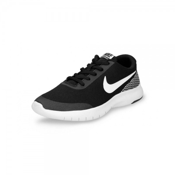 Nike Flex negro/blanco (Talla 35.5 a 40)