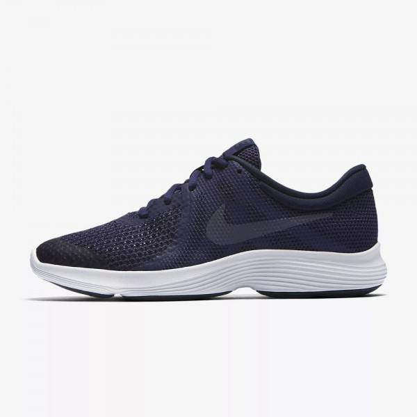 Nike Revolution Azul/Gris (Talla 35.5 a 40)