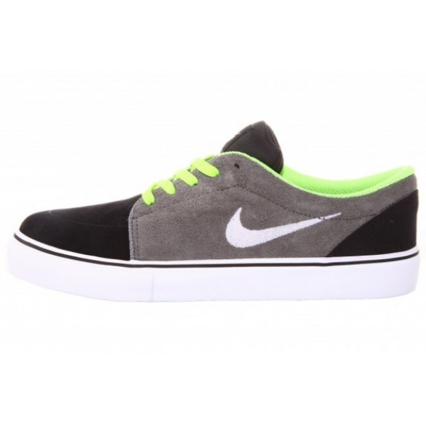 Nike Satire Negro/blanco/gris (Tallas 35.5 a 40)