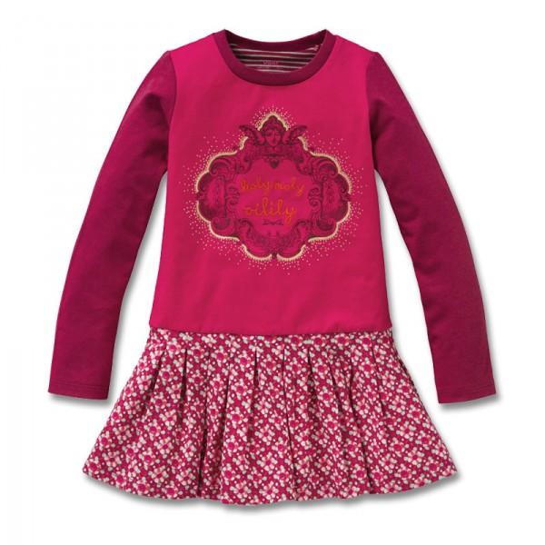 Vestido Tes rosa