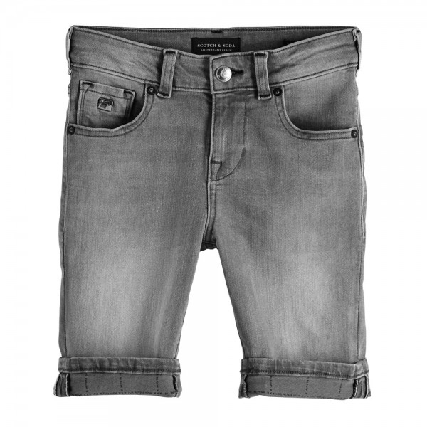 Shorts Strummer - Alpine Grey
