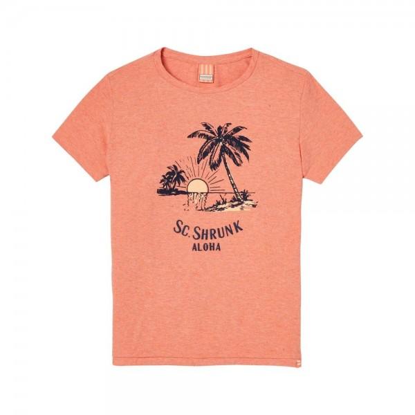 Camiseta moteada