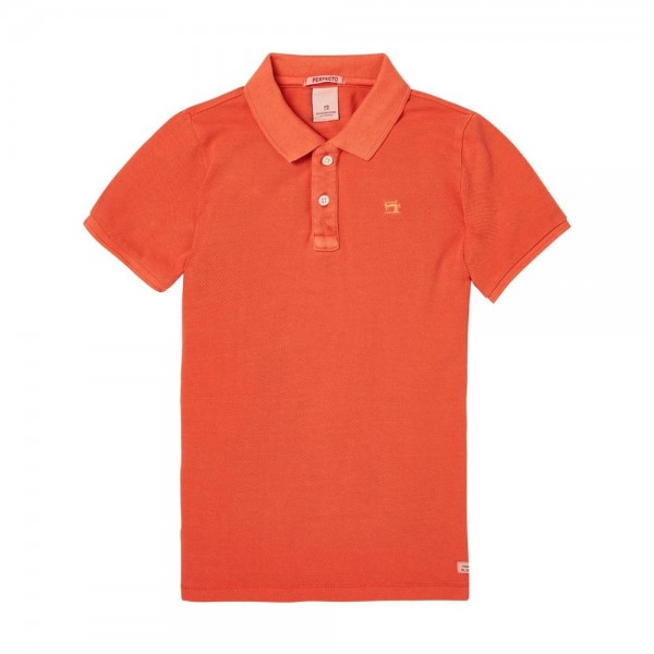 Polo color naranja