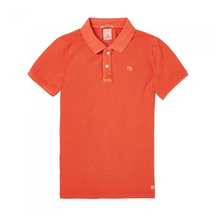 Polo color naranja