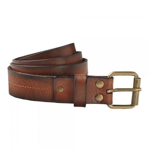 Cinturón de piel moldeado