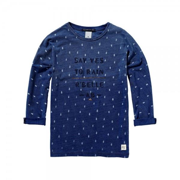 Camiseta manga murciélago