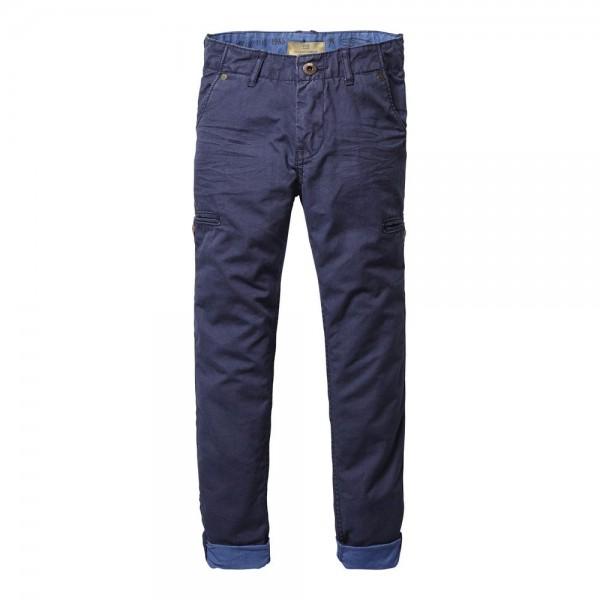 Pantalones de dos caras