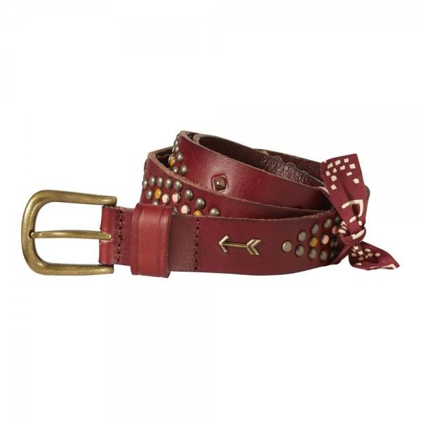 Cinturón inspirado en el oeste