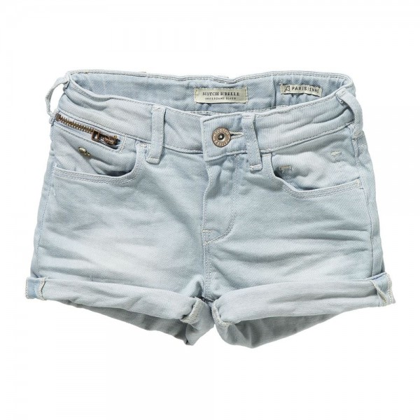 Shorts Le Parisienne Plus - Bleach