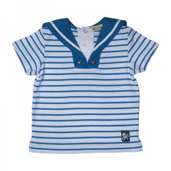 Conjunto marinero camiseta-short
