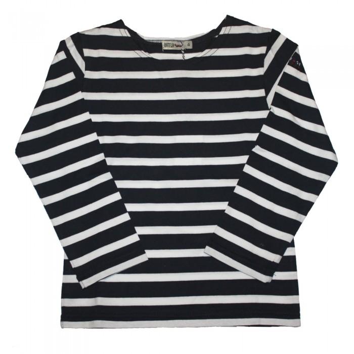 Camiseta marinera Marino/Blanco