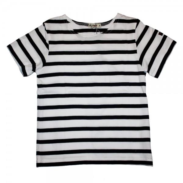 Camiseta marinera Blanco/Marino