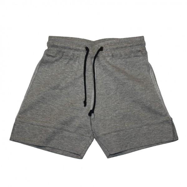 Pantalón corto bebé Gris