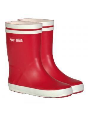 Botas de agua Rojo