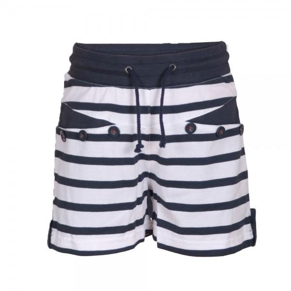 Pantalón corto Blanco/Marino