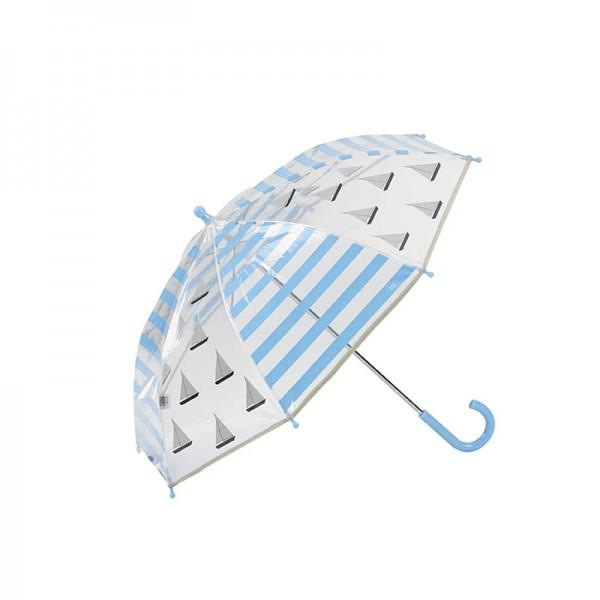 Paraguas marinero azul