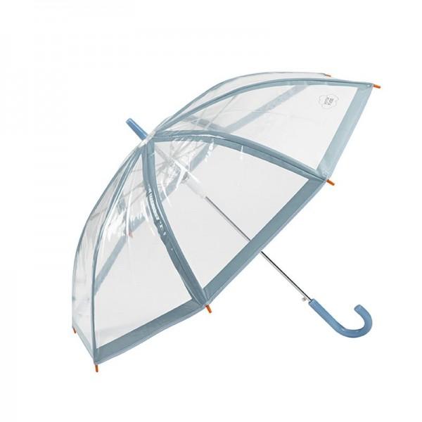 Paraguas azul - automático