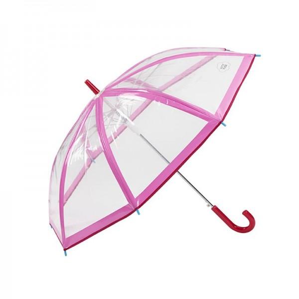 Paraguas rosa - automático