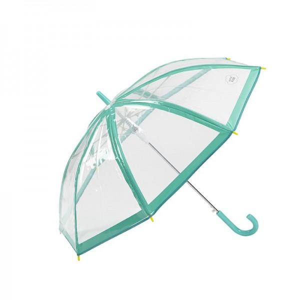 Paraguas verde - automático