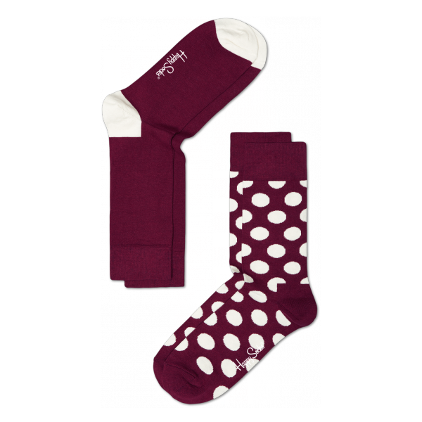 Big dot 2-pack socks
