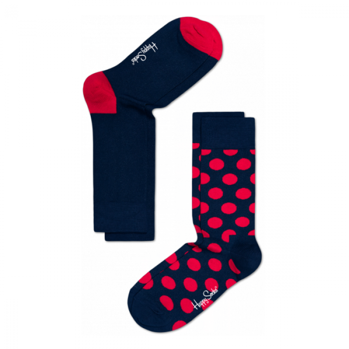 Big dot 2-pack socks