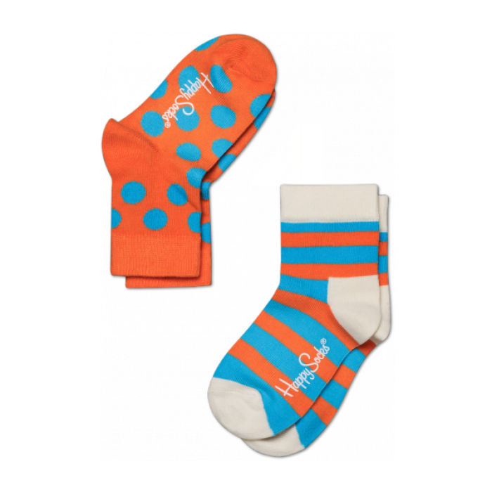 2 pack stripe socks