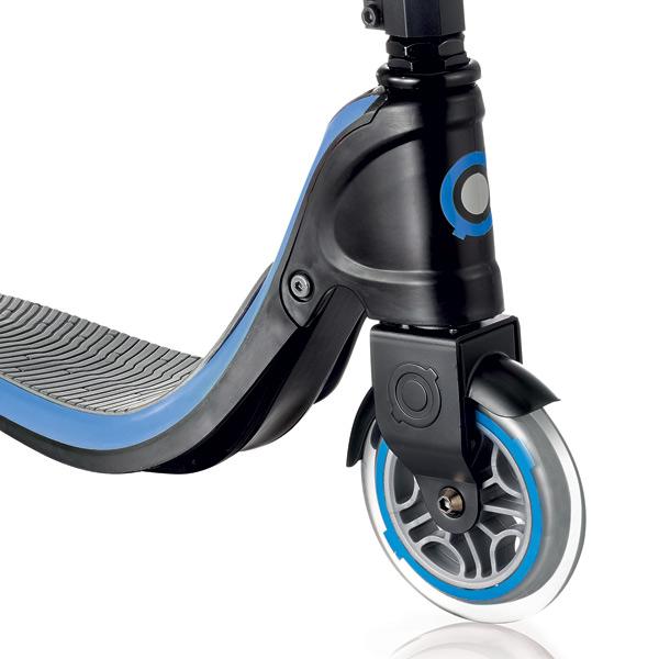 Patinete FLOW 125 negro azul