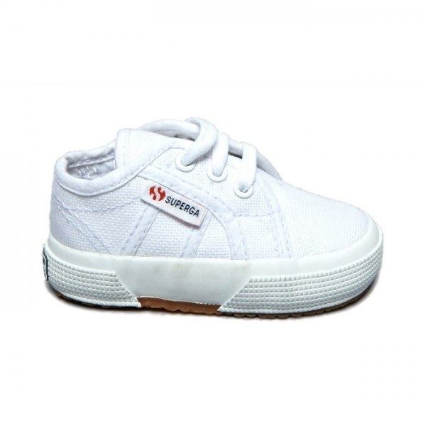 SUPERGA 2750 BEBJ WHITE