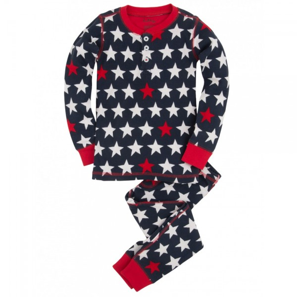 Pijama estrellas