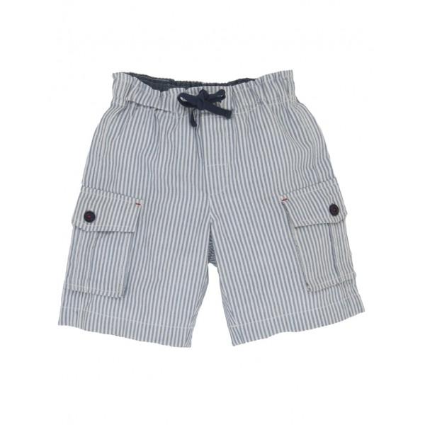 Pantalón corto cargo