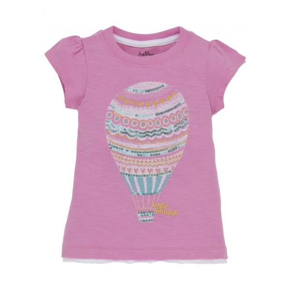 Camiseta globo
