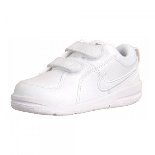 Nike Pico 4 (TDV) Blanco (talla 19.5 a 27)