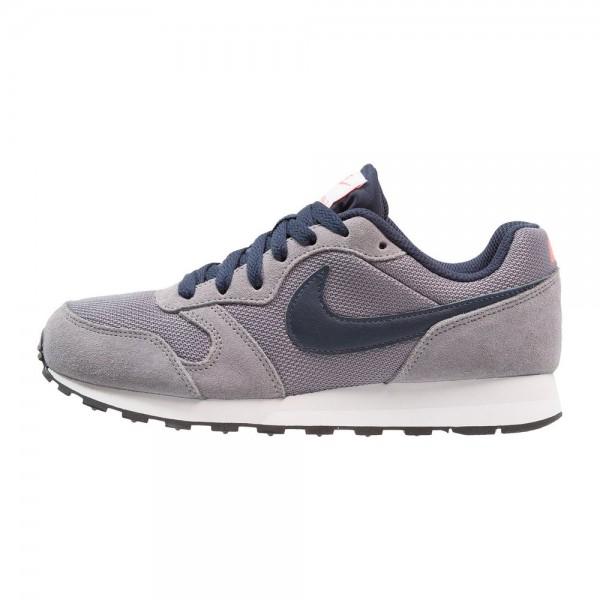Nike MD Runner Gris/Marino (Talla 36 a 40)