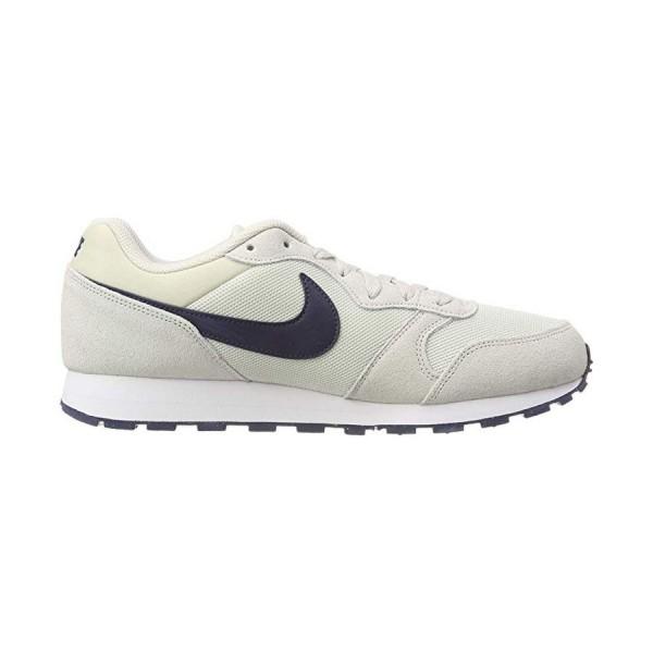 Nike MD Runner Beige/Marino (talla 41 a 45)