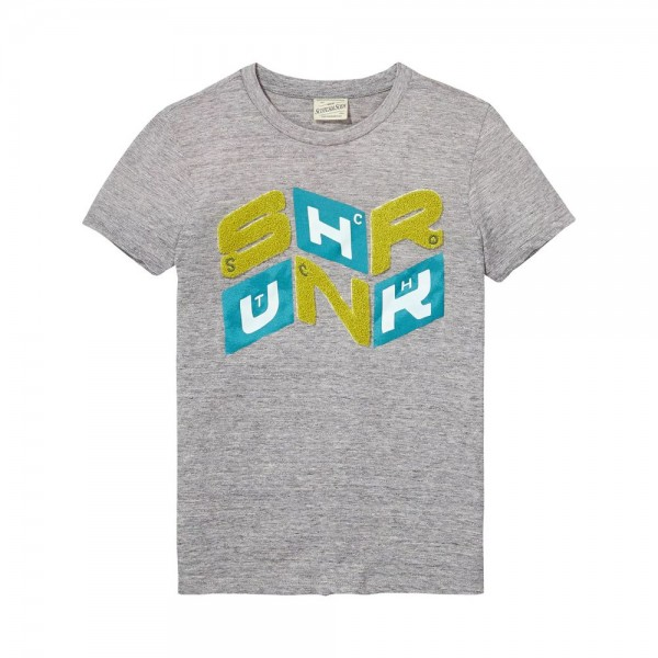 Camiseta gastada