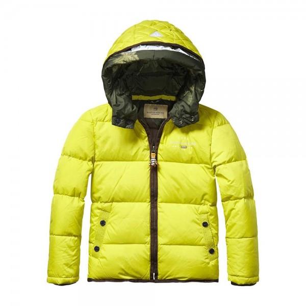 Abrigo de nylon