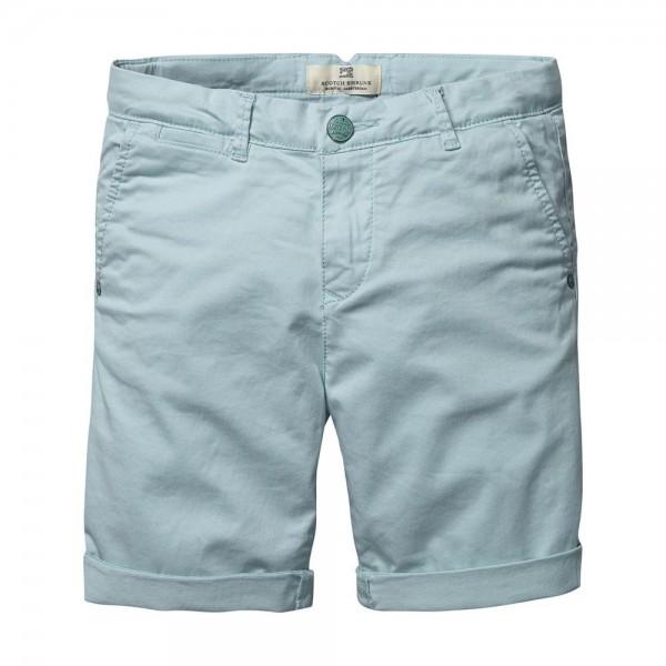 Shorts chinos básicos menta