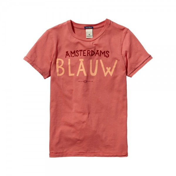 Camiseta con motivo gráfico