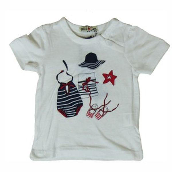 Camiseta bebe estampada