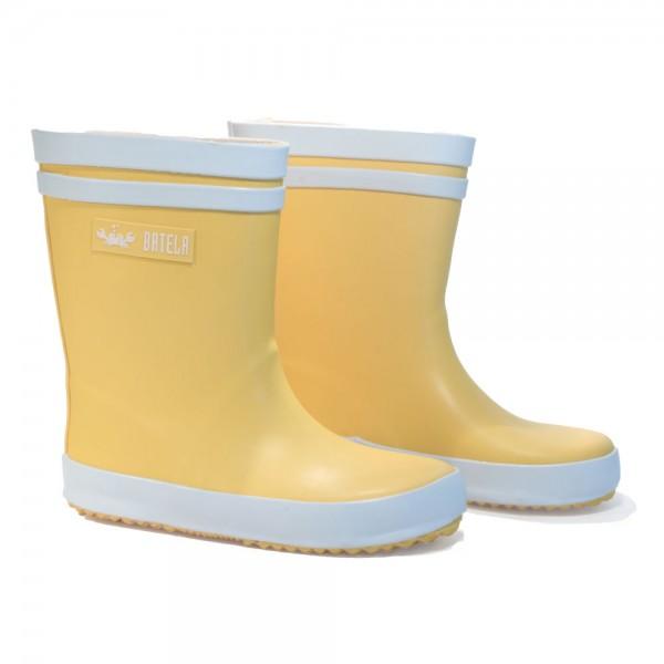 Botas de agua Amarillo