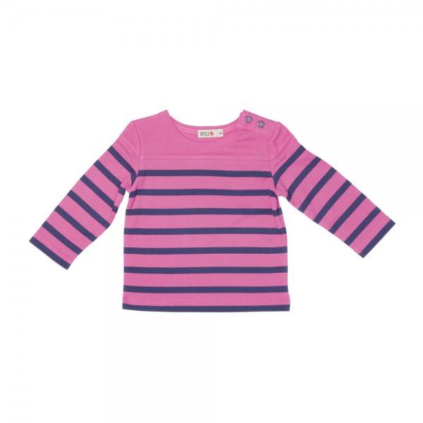 Camiseta marinera Fucsia