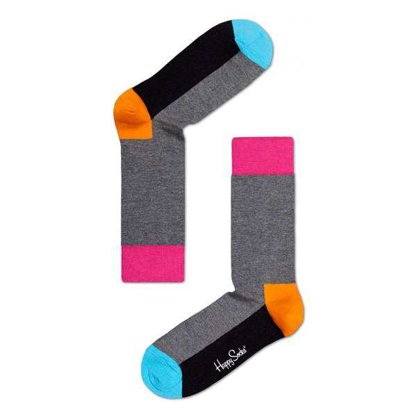 Five colour sock