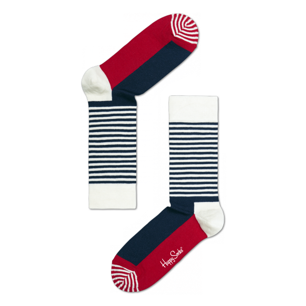 STRIPE HALF SOCK