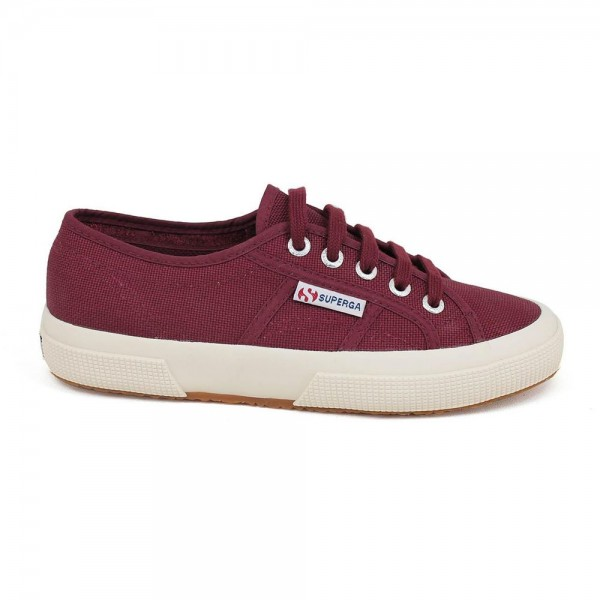 SUPERGA 2750 COTU BORDEAUX (TALLAS 36 A 40)